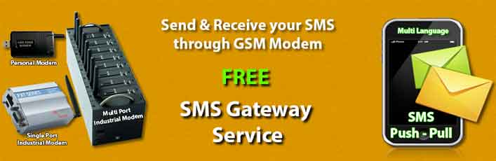 Azolution | Free SMS Gateway Service